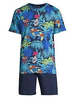 114f82c0 Men's Pajamas & Loungewear | Saks.com