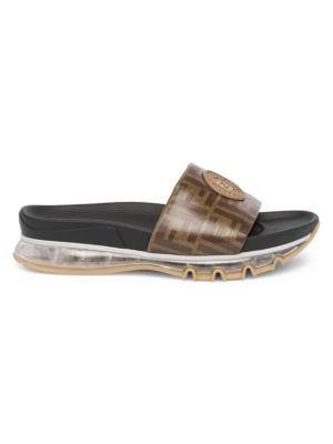 f939851fc adidas by Raf Simons - Bunny Adilette Rubber Slides - saks.com