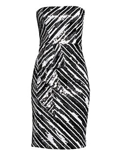 dca01e92813e QUICK VIEW. Parker Black. Enid Strapless Sequin Bodycon Dress