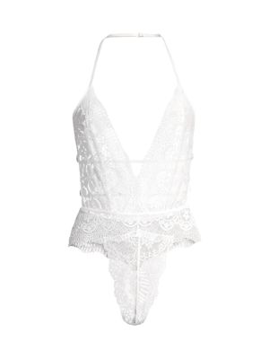 In Bloom Lilly Lace Teddy