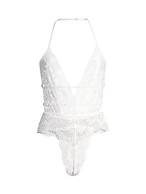 Lilly Lace Teddy by In Bloom