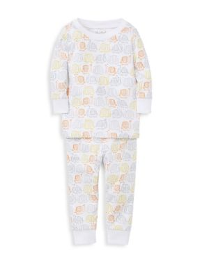 Kissy Kissy Baby S Two Piece Printed Elephant Pajama Set