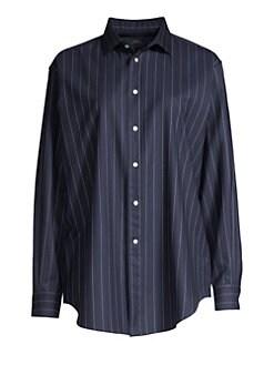 9b923ede617 Polo Ralph Lauren. Long-Sleeve Striped Shirt