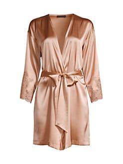 744542821f Women s Apparel - Lingerie   Sleepwear - Robes   Caftans - saks.com