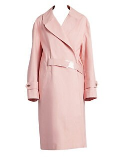9dd78699f908 Women s Apparel - Coats   Jackets - Trench Coats   Rain Coats - saks.com