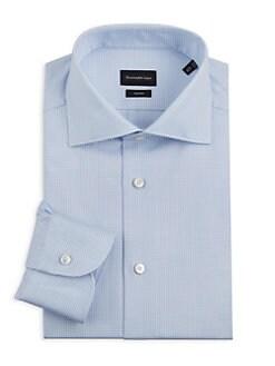 18f3ae9281 Dress Shirts For Men | Saks.com