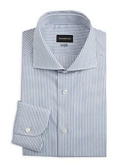 73d4a7bb Stripe Dress Shirt BLUE. QUICK VIEW. Product image