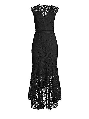 a7d05049be2 Shoshanna - Beaux Guipure Lace Sheath Dress - saks.com