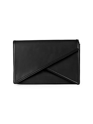 f0b2a680f6955 Bottega Veneta - Intrecciato Leather Zip Pouch - saks.com