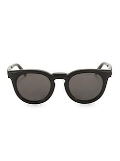 f097f90ef2d6f Loewe. LW40003U 51MM Round Sunglasses
