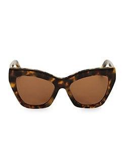 de101cbadd361 QUICK VIEW. Loewe. LW40014U 55MM Cat Eye Sunglasses