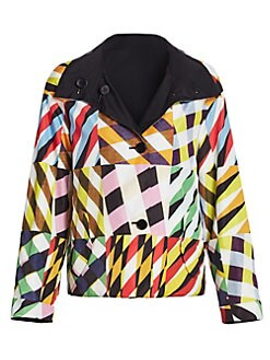 Adidas Originals Women 3 Stripes Techno Crepe Bomber Jacket