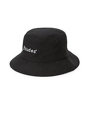 Etudes - Training Logo Bucket Hat - saks.com 12281ba41c55