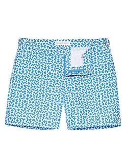 32d8414930 QUICK VIEW. Orlebar Brown. Bulldog Frecce Print Swim Shorts