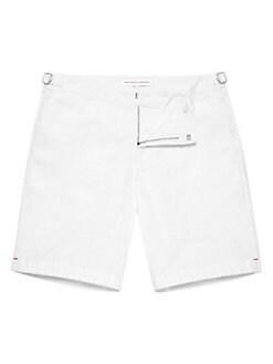 NO FEAR Boys Flat Front Hybrid Shorts Navy /& Black