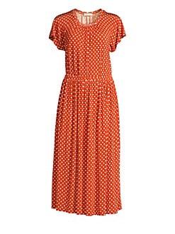 344d10b1 Stine Goya. Caitlin Polka Dot Dress