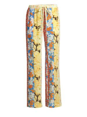 Stine Goya Aileen Floral Pants