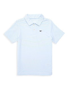 5c8ff4b05 ... Little & Boy's Wilson Striped Shirt BLUE. QUICK VIEW. Product image.  QUICK VIEW. Vineyard Vines