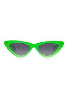 f46bde3ac03 Le Specs Luxe. The Last Lolita 51MM Cat Eye Sunglasses