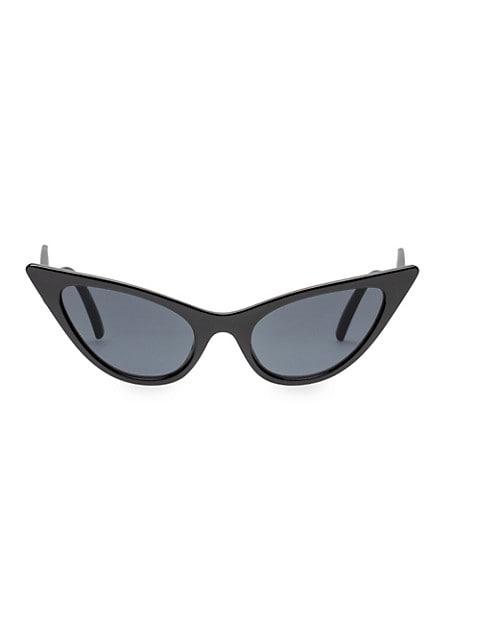 The Prowler 53MM Cat Eye Sunglasses