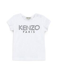6d4d34284a30 QUICK VIEW. Kenzo. Baby Girl s Cotton Logo T-Shirt