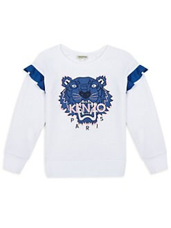 d5915a7e1 QUICK VIEW. Kenzo. Little Girl's & Girl's Tiger Sweatshirt