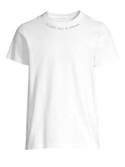 897687f8f Men's T-Shirts & Polo Shirts | Saks.com