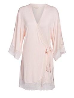 0e8237069f Women s Apparel - Lingerie   Sleepwear - Robes   Caftans - saks.com