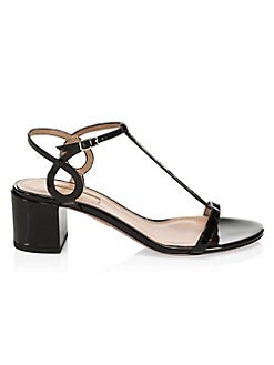 c15c4e018aba Almost Bare Leather Sandals BLACK. QUICK VIEW. Product image. QUICK VIEW.  Aquazzura
