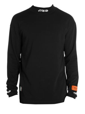 Turtleneck Pullover by Heron Preston