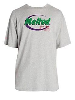 415c695b094 Heron Preston - Melted Graphic T-Shirt