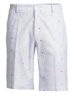 38476572b4 QUICK VIEW. Paul & Shark. Pinstripe Bermuda Shorts