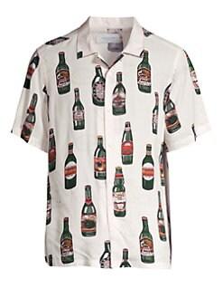 74f013f6b Shirts For Men | Saks.com