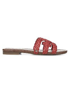 bce1b7b3c QUICK VIEW. Sam Edelman. Beckie Woven Leather Sandals