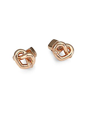 5be2d1f35 Kate Spade New York - Love Me Knot Stud Earrings - saks.com