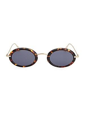 2cda244063c Dior - Dior Hypnotic 2 46MM Round Sunglasses - saks.com