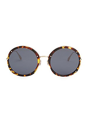 7cc804de334d Dior - Dior Hypnotic 2 46MM Round Sunglasses - saks.com