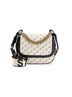 8b78f81c476a QUICK VIEW. Stella McCartney. Monogrammed Shoulder Bag
