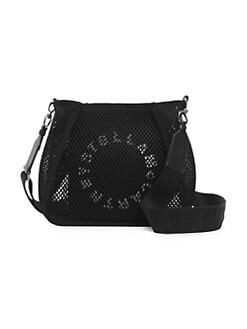212c1e8823 Product image. QUICK VIEW. Stella McCartney. Mini Stella Logo Crossbody Bag