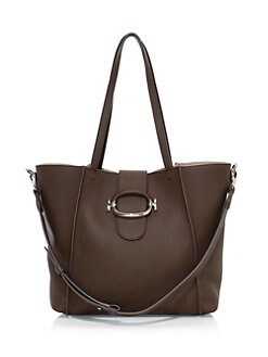 9cc45fc655 Product image. QUICK VIEW. Tod's. Ring Leather Shopping Bag. $1995.00