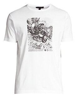 7db2ca5c1d Men's T-Shirts & Polo Shirts | Saks.com