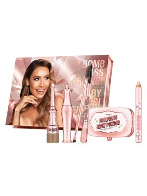 Benefit Cosmetics Benefit x Desi Perkins Five-Piece Bomb Ass Brows Set