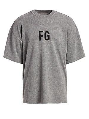 0c4e134155a3 Fear of God - FG Short Sleeve Tee - saks.com