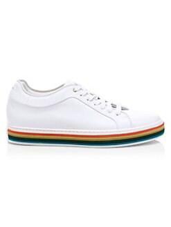 79426272e9f QUICK VIEW. Paul Smith. Basso Striped Sneakers