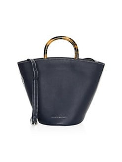 QUICK VIEW. Loeffler Randall. Agnes Leather Fan Tote a9d455254b4ff