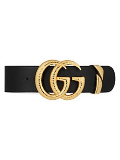 0af8c448873 QUICK VIEW. Gucci. GG Leather Belt