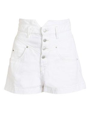 ISABEL MARANT Roy Denim Shorts