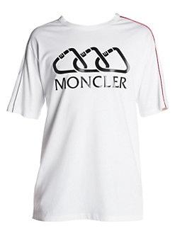 a3be44ae79d QUICK VIEW. Moncler. Logo Cotton T-Shirt