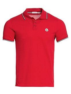 114b6e37b QUICK VIEW. Moncler. Classic Polo Shirt
