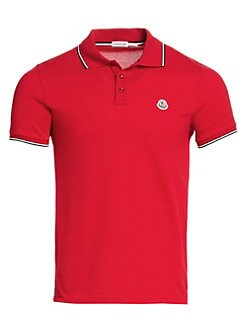 8542fb02b5f6 QUICK VIEW. Moncler. Classic Polo Shirt